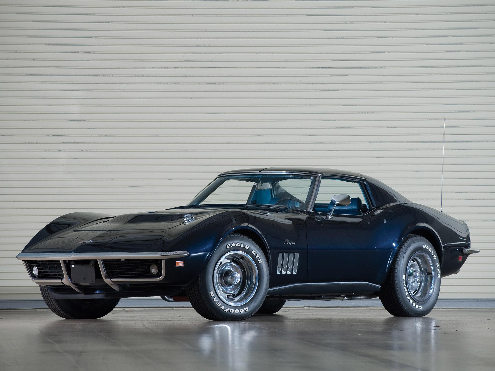 Corvette Historie C3 1968 1982 Heartbeat Corvette Club